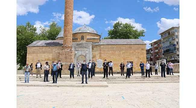 Kırşehir'de normalleşme süreci Ahi Duası ile başladı
