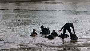 Kızılırmak'ta kaybolan 4 kişiden 3 çocuğun cesedine ulaşıldı