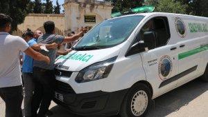 Kızılırmak'ta boğulan 3 çocuğun cenazeleri Şanlıurfa'da defnedildi