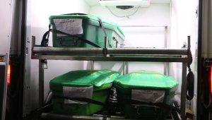 Kızılırmak'ta boğulan 3 çocuğun cenazesi memleketlerine gönderildi