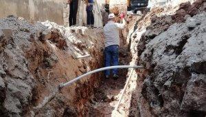 Kızıltepe'de altyapı çalışmaları