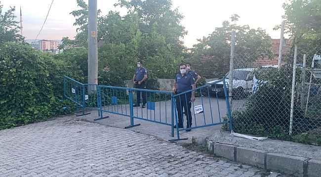 Kocaeli'de 6 vaka görülen sokak karantinaya alındı