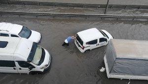 Kocaeli'de aşırı yağışın bilançosu belli oldu