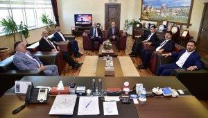 Kooperatifçilik otobüsü Nevşehir'de
