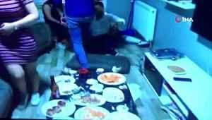 Korona virüse aldırmadan evde doğum günü partisi yapan 12 kişiye 37 bin 800 TL ceza