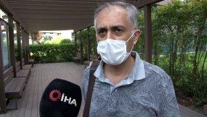 Korona virüsü atlatan Dr. Selçuk Köse:
