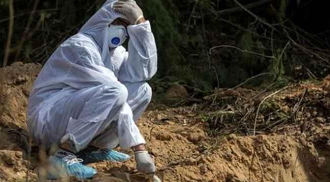 Koronavirüste en trajikomik ölüm... Klimayı çalıştırmak için solunum cihazının fişini çektiler