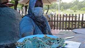 Köylü kadınlar ormanların içine kurdukları çadırla patron oldu - Bursa Haberleri
