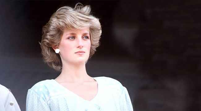 Kraliyet Ailesini zora sokacak belge... Prenses Diana,
