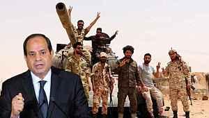 Libya ordusu, Sisi'nin tehditlerine yanıt verdi