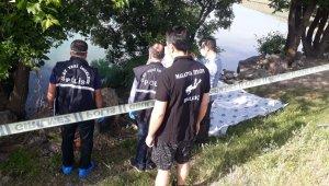 Malatya'da gölette erkek cesedi bulundu