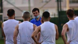 Manisa FK'da hazırlıklar yeniden başladı