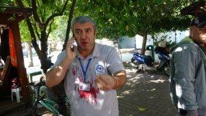 Maske uyarısı yapan cami güvenlik görevlisi bıçaklandı - Bursa Haberleri