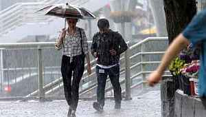 Meteoroloji, ülke genelini sağanak yağışa karşı uyardı