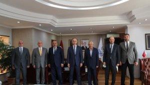 Milletvekili Karaman, başkentte bir dizi ziyaretlerde bulundu
