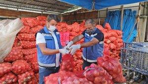 Mudanya Belediyesi sofralara soğan taşıyor - Bursa Haberleri