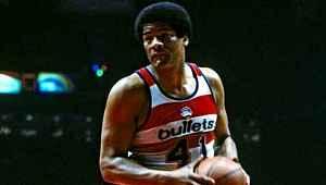 NBA'in efsane basketbolcusu Wes Unseld yaşamını yitirdi