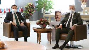 Nilüfer Belediye Başkanı Erdem'den Bursaspor'a anlamlı destek - Bursa Haberleri