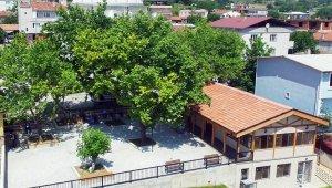 Nilüfer Gökçeköy'e meydan ve kahvehane - Bursa Haberleri