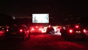 Nilüfer'de doğanın içinde sinema nostaljisi - Bursa Haberleri