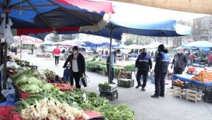 Nilüfer'de pazaryerlerine düzenleme - Bursa Haberleri