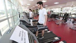 Nilüfer'de spor salonları ve havuzlar yeniden açıldı - Bursa haberleri