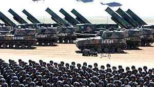 Nükleer silaha sahip Çin ve Hindistan arasında savaşın ayak sesleri