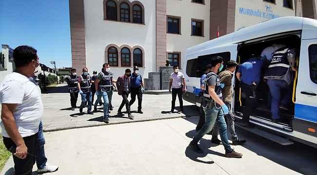 Nurdağı'nda 6 adrese eş zamanlı uyuşturucu operasyonu: 6 gözaltı