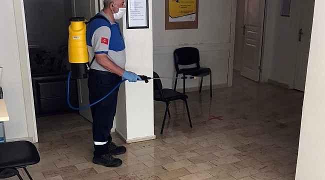 Osmangazi'de temizlik seferberliği - Bursa Haberleri