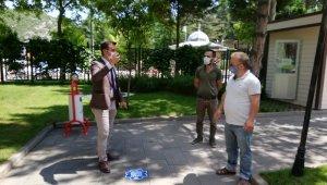 Osmanlı Padişahları Tarih Şeridi ve Yaşayan Şehir Müzesi kapılarını açtı