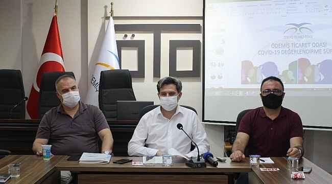 """ÖTO Başkanı Eriş: """"Tarım, pandemiden en az etkilenen sektör oldu"""""""
