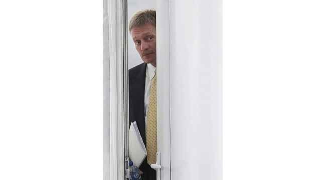 """Peskov: """"Orada olup biten her şey ABD'nin içişleridir. Hiçbir zaman karışmadık"""""""