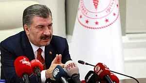 Sağlık Bakanı Fahrettin Koca, artan koronavirüs vakalarını değerlendirdi