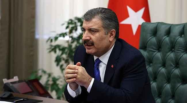 Sağlık Bakanı Fahrettin Koca'dan koronavirüs ilacıyla ilgili açıklama: Türkiye, dünyadaki çalışmalara dahil oldu