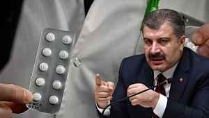 Sağlık Bakanı Fahrettin Koca'nın koronavirüs tedavisinde