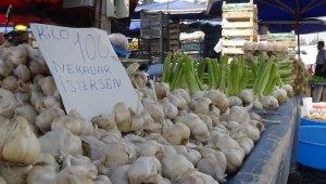 Sarımsağın kilosu 100 lirayı buldu - Bursa Haberleri
