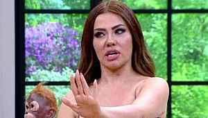 Şarkıcı Lara'ya Alanya'da otomobil çarptı