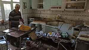 Sel bölgesinde yaralar sarılıyor... Geriye enkaz yığını kaldı - Bursa Haberleri
