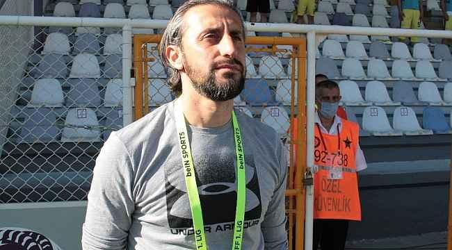 """Serkan Özbalta: """"Spor camiası, çok iyi işler yapan Keçiörengücü'nü takdir edip alkışlayacağını düşünüyorum"""""""