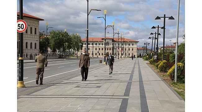 Sivas'ta 3 bin 556 Suriyeli yaşıyor