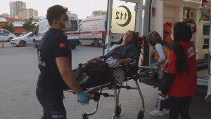 Sivas'ta düdüklü tencere patladı: 1 yaralı