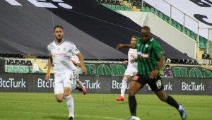 Süper Lig: Denizlispor: 1- Beşiktaş: 5