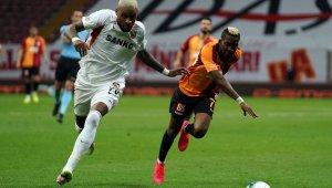 Süper Lig: Galatasaray: 3 - Gaziantep FK: 3