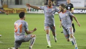 Süper Lig: MKE Ankaragücü: 1 - Medipol Başakşehir FK: 2