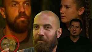 Survivor'da Sercan Yıldırım ve Nisa notları açıkladı... Acun,