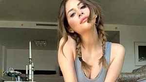 Sütyenleriyle video çeken Aynur Aydın, eleştirilere cevap verdi