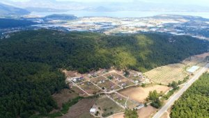 Tahtalı Barajı etrafında kaçak yapılaşmaya izin verilmiyor