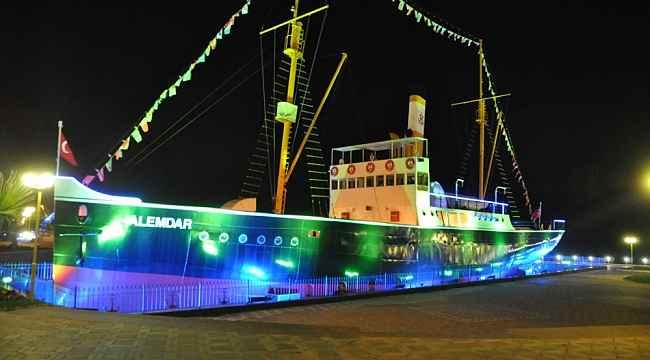 Tarihi Kentler Birliği'nden Alemdar Gemisi Müzesine ödül