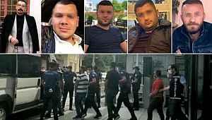Tefeciler, genç iş adamının ellerini bağlayıp başına zincirle vurdu