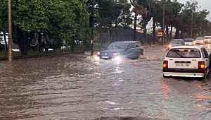 Tehlike bugün de devam ediyor... Meteoroloji 9 ilimizi sel konusunda uyardı